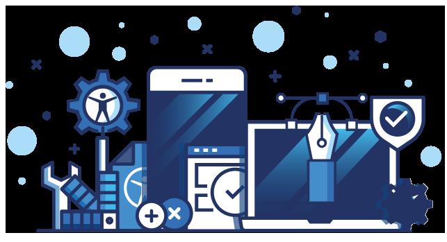 שירותי הנגשת אפליקציות